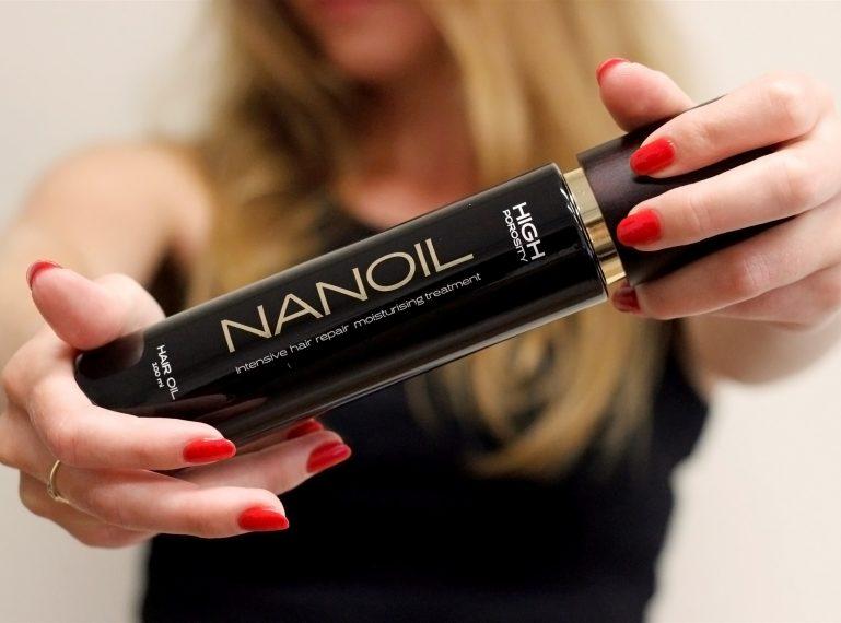 Moje włosy go uwielbiają. Tobie też spodoba się olejek Nanoil!