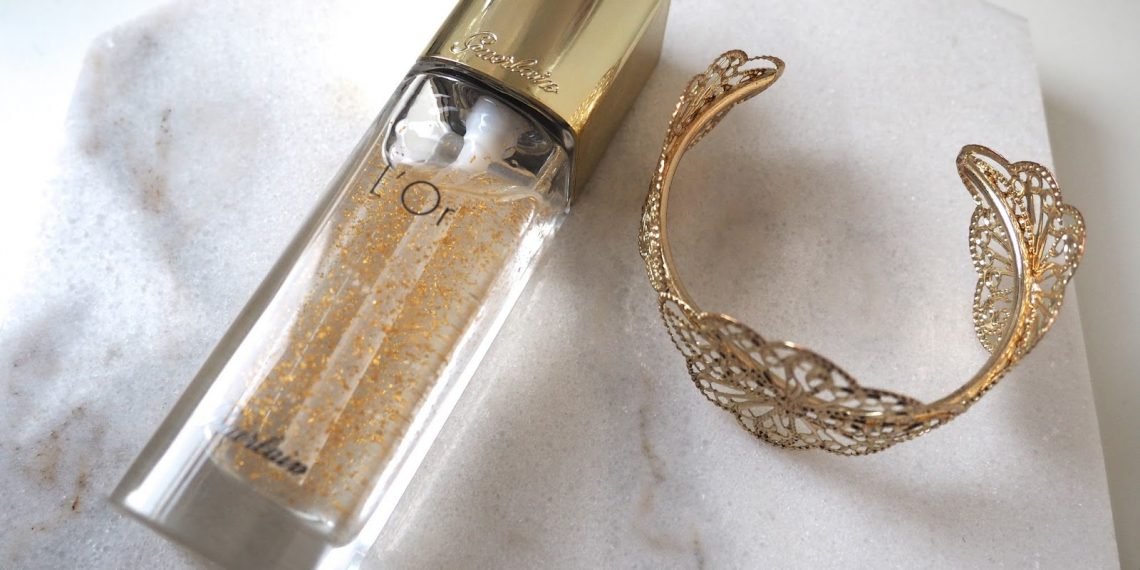Złota baza pod makijaż od Guerlain. Base l'Or, czyli trochę przepychu w pielęgnacji