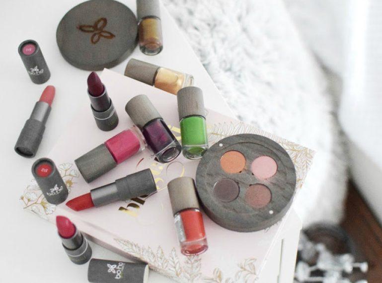 Poznajcie nowe kosmetyki naturalne: Boho Green Make-up prosto z Francji