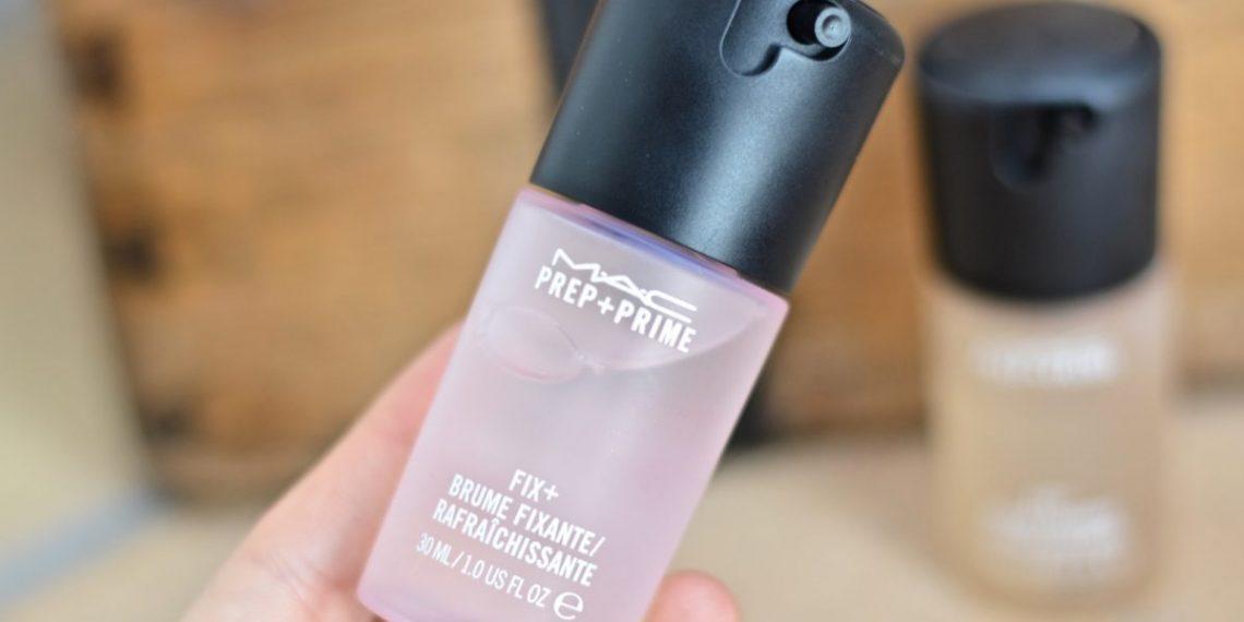 Nawilżająca mgiełka Prep+Prime Fix+ od MAC Cosmetics – must have każdej dziewczyny