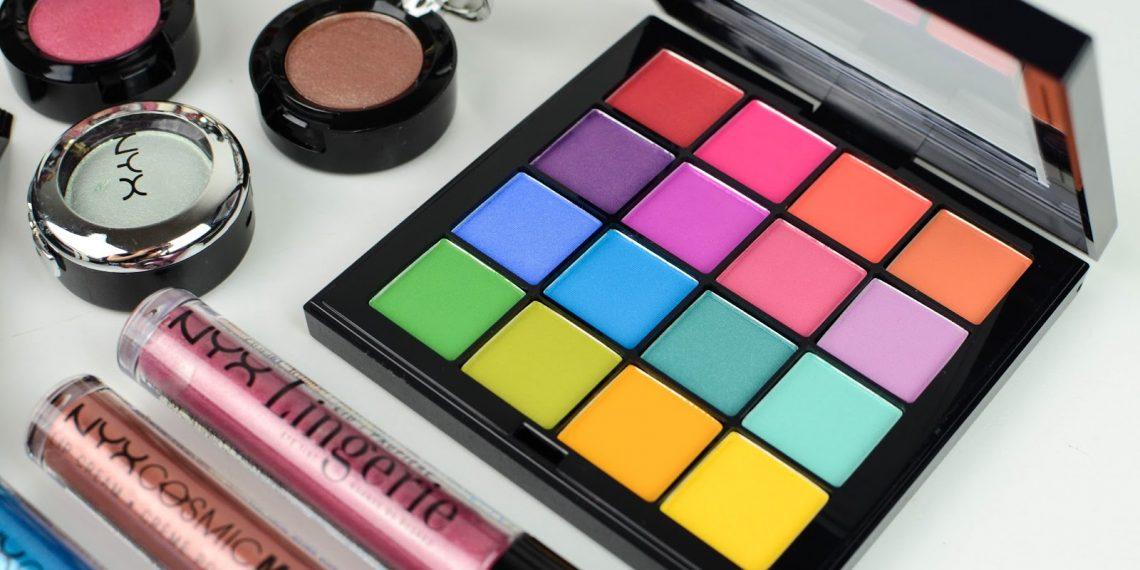 Paletki od NYX Cosmetics Ultimate, czyli jak stworzyć trzy różne makijaże?