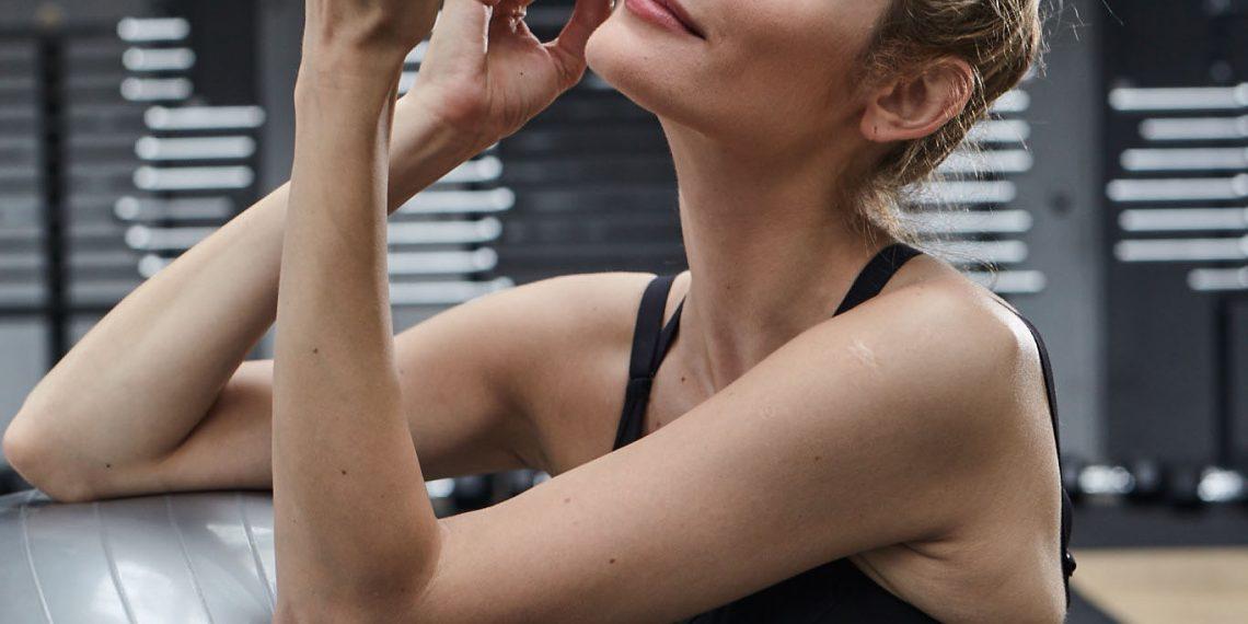 Jakich kosmetyków używam na siłownię?