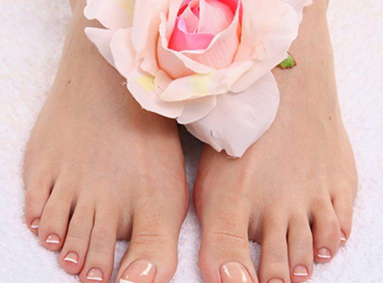 Moje sposoby na ładne i zadbane stopy