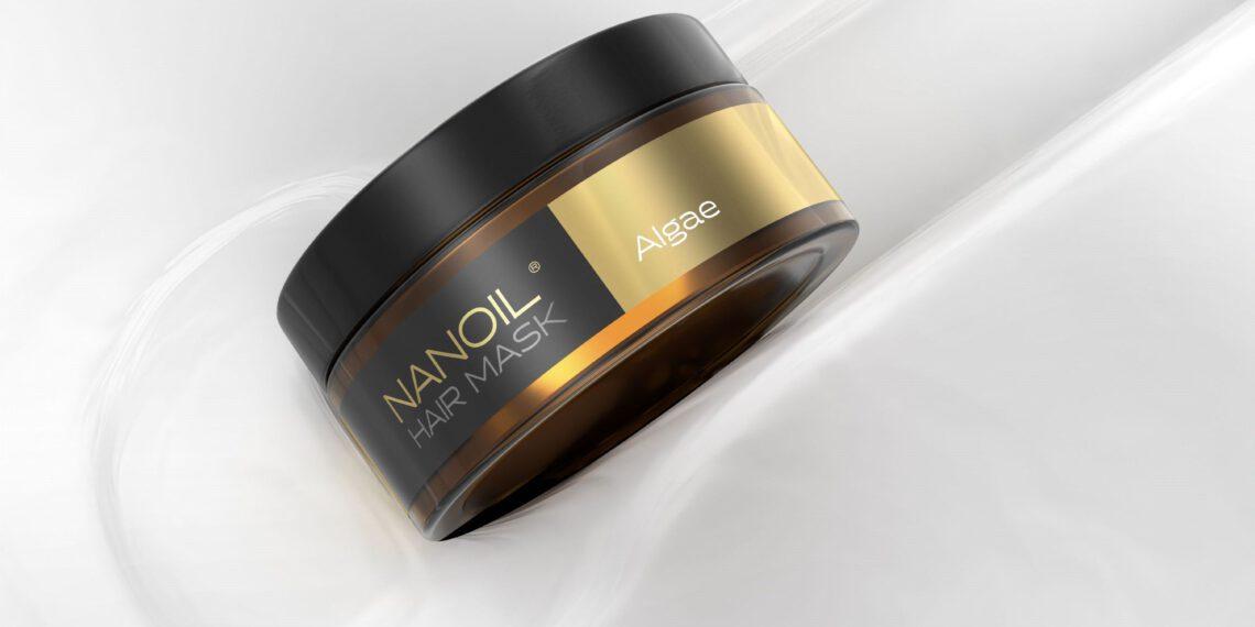 Algi na włosy – genialna maseczka Nanoil Algae Hair Mask – recenzja miesiąca